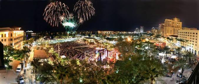 WPB fireworks